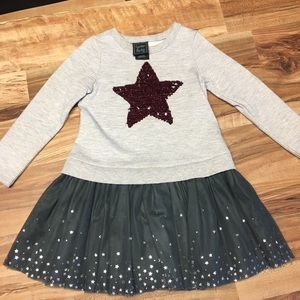 Cynthia rowley, Size 4T Dress with Star on front
